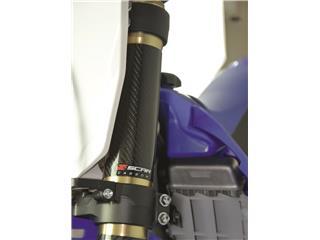 Protections de fourche SCAR carbone 160X52mm - 4401296