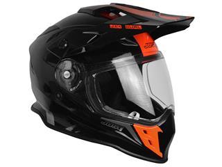 Helm JUST1 J34 Adventure Shape Red Neon Glanz - Größe M