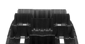 "Drivmatta CAMSO Challenger X3.2 Center Hole Mt 388 Cm 38 Cm 81 Mm 3,0"""