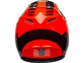 Casque BELL MX-9 Mips Dash Orange/Black taille M - 8a661bce-f369-4b2e-afb7-969a1bf0b6fa