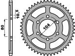 Kettenrad Stahl 43 Zähne PBR ZX7-R (ZX750P1 P7)