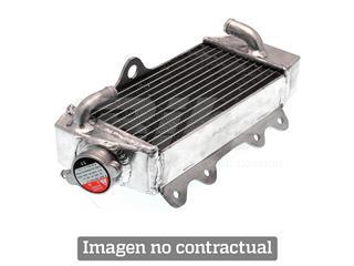 Radiador de aluminio soldado sobredimensionado derecho - 960140