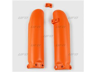 Protections de fourche UFO orange KTM SX65 - 78536153