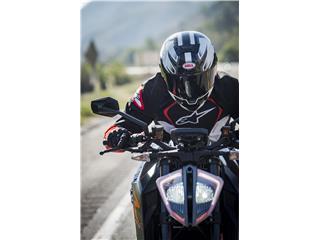 BELL SRT Predator Modular Helmet Gloss White/Black Size S - 8ae43898-b036-4fc9-a6e7-8870069f1982