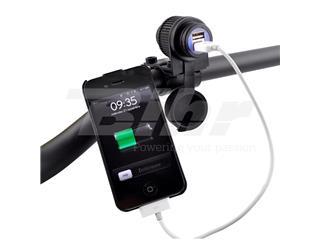 Cargador USB 12V para móviles