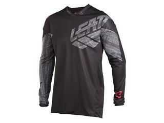 LEATT GPX 4.5 Lite Jersey Black/Brushed Size S