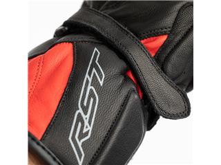 RST GT CE Leather Gloves Red Size M - 8b1b96b6-1895-4656-b110-6847c6b419b3