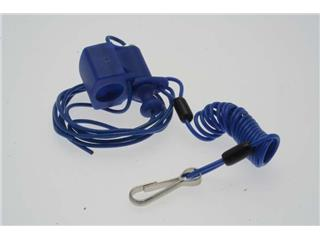 BIHR Racing Kill Switch for jet/ATV Blue