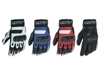 RST Freestyle CE Gloves Leather White Size XL/11 - 8b6a86c3-cb08-465c-8e51-668a1f2ff113