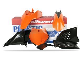 Kit plastique POLISPORT couleur origine KTM SX65 - PS311ST03