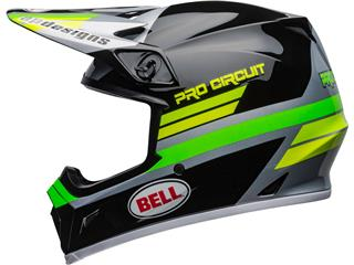 Casque BELL MX-9 Mips Pro Circuit 2020 Black/Green taille S - 8bb9dde2-f972-44b7-bf79-9727de505398