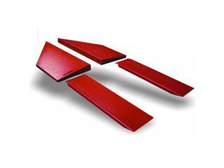 Extensions latérales BIKE LIFT Spider orange 97x42cm pour Cruiser/Absolute 756 Gate, Split, Spider - 893303