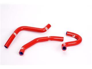 Durites de radiateur SAMCO type origine rouge - 3 durites Honda - 44065631