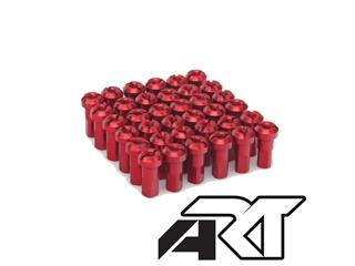 A.R.T Red Spokes Head Set - 442096
