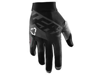 LEATT GPX 2.5 X-Flow Black/Grey Gloves Size M (EU8 - US9)