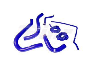 Kit manguitos Samco Honda azul HON-70-BU