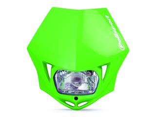 Plaque phare POLISPORT MMX vert - PS025GR04