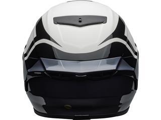 BELL Star DLX Mips Helmet Tantrum Matte/Gloss White/Black/Titanium Size XL - 8c0d4325-6887-4907-98c4-60d1a9cd70cd