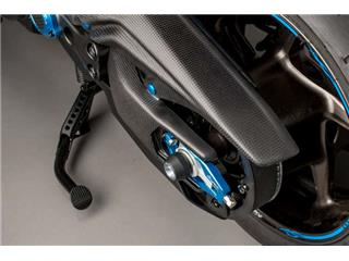LIGHTECH Swingarm Protection Matte Carbon Yamaha T-Max 530 - 8c220f97-67b3-478b-816e-53793960a671