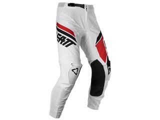 LEATT GPX 4.5 Pants White/Black Size M/US32/EU50