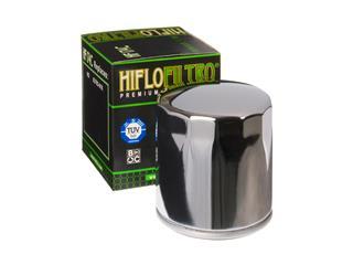 HIFLOFILTRO HF174C Oil Filter Chrome Harley Davidson