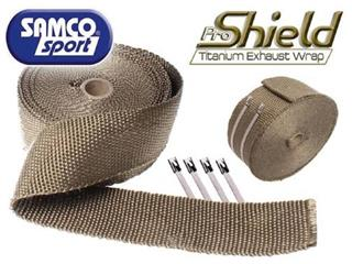 Samco Exhaust heat wraps