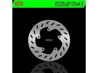 NG 1078 Brake Disc Round Fix