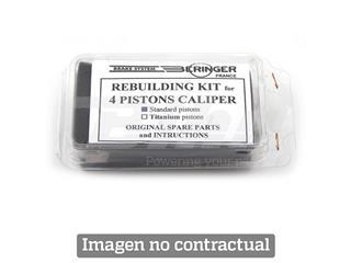 Kit de reparación para Pinza de freno de 6 pistones y 6 pastillas (KITREP6P6P) - KITREP6P6P