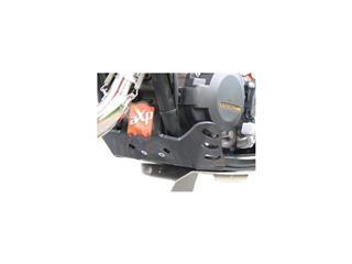 Sabot GP AXP PHD noir/déco orange KTM SX125
