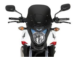 MRA Touring Windshield Black Honda CB500X
