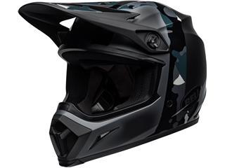 Casque BELL MX-9 Mips Presence Matte/Gloss Black Titanium Camo taille XS