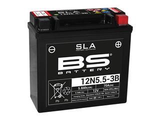 Batterie BS BATTERY 12N5.5-3B SLA sans entretien activée usine - 321079