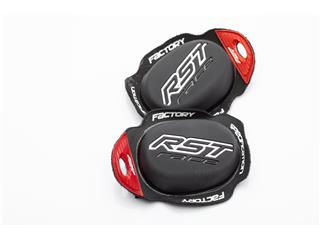 RST Factory Reverse Knee Sliders TPU Black - 821000040101