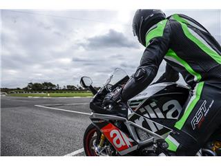 RST Pro Series CPX-C II Suit Leather Flo Green Size S - 8cebf8f6-f7ab-4590-8be0-5f25871464a5