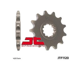 JT SPROCKETS Front Sprocket 15 Teeth Steel Standard 420 Pitch Type 1120