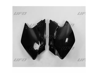 Plaques latérales UFO noir Kawasaki KX450F - 78228120