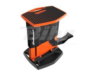 Caballete plegable movil de plástico Polisport naranja 8982700002 - 8d5dc19c-33fe-4a26-b4a4-89bc3df3d6be
