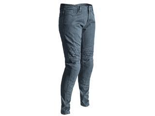 Pantalon RST Aramid CE textile straight leg gris taille S femme