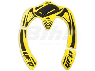 Adorno proteção de pescoço UFO amarela PC02290D - 41011