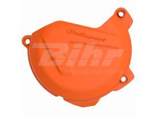 Protector tapa de embrague Polisport KTM naranja 8460200002