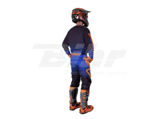 Pantalón ANSWER Trinity Negro/Azul Oscuro/Naranja Flúor Talla 36 (XL) - 8ddf1856-880d-4b33-9a00-9388c1e6fe6d