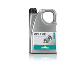 Huile boîte de vitesse MOTOREX Gear Oil 2T 10W30 100% synthèse 4L