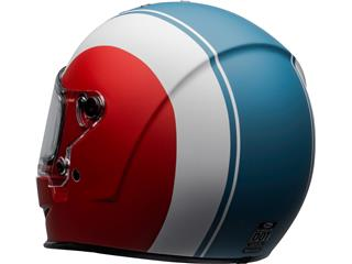 Casque BELL Eliminator Slayer Matte White/Red/Blue taille L - 8e54d123-fadd-48bd-9f13-5f7aaf028e32
