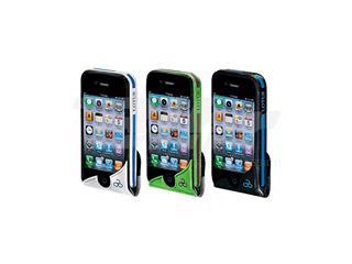 Funda iPhone 4/4S bici LOTUS Negra - 15395