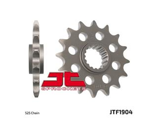 JT SPROCKETS Front Sprocket 17 Teeth Steel Standard 525 Pitch Type 1904 KTM 950 Supermoto