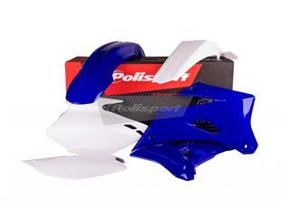 Kit plastique POLISPORT couleur origine (13-15) Yamaha WR250F - PS111ST111