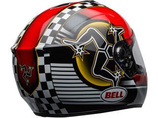 BELL SRT Helm Isle of Man 2020 Gloss Black/Red Größe XXL - 8eca9620-277b-4234-b666-3c02662dcf59
