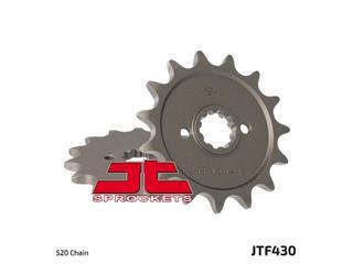 Stahlritzel JT Sprockets 15 Zähne, Kette 520 Suzuki GT250 (X7)