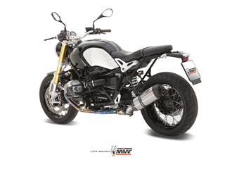 Silencieux MIVV Suono inox BMW Nine-T