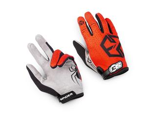 S3 Spider Gloves Red Size M
